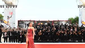 Venice Film Festival takes of safety measures like limited seating to thermal scanners and fan free red carpet for hosting
