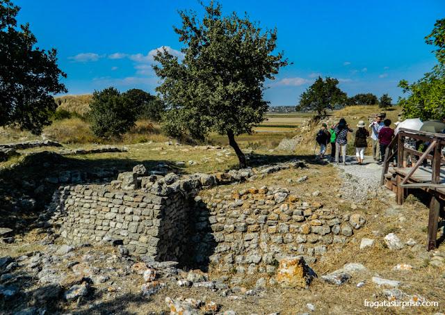 Ruínas de Troia, Turquia