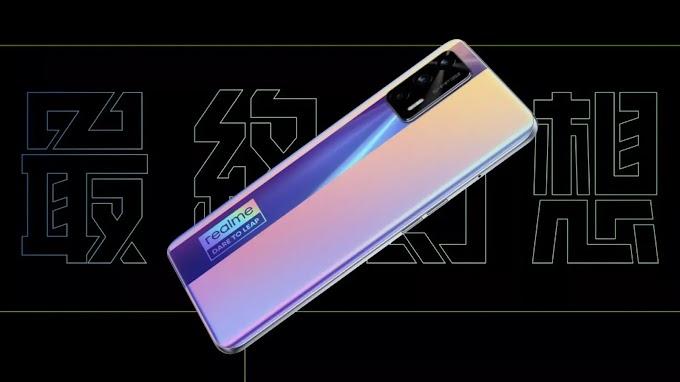 Sorteio Smartphone Realme X7 Max