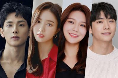 Synopsis Drama Run On - Korean Drama 2020.