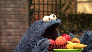Cookie Monster, Sesame Street Episode 4407 Still Life With Cookie season 44