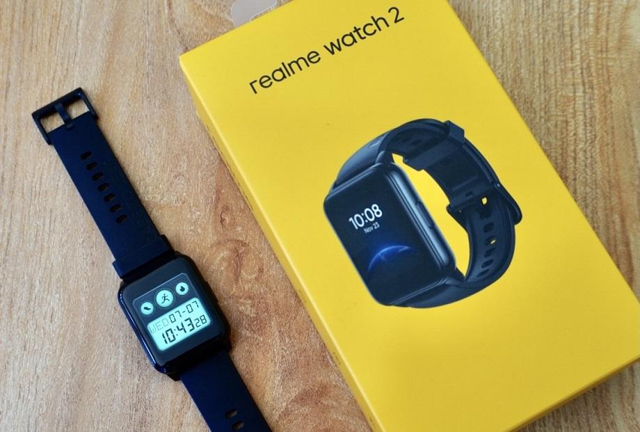 realme Watch 2 Review - design