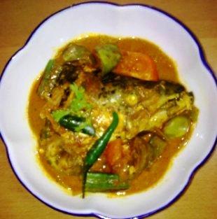 rainbowdiary: Recipe - Singapore Fish Head Curry