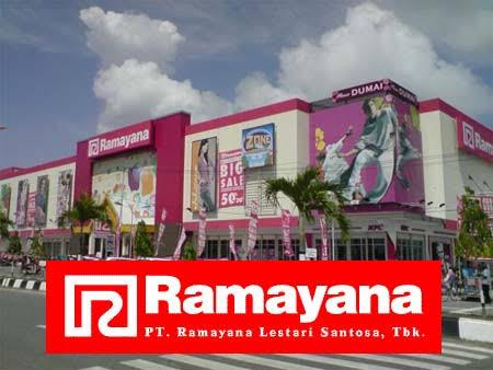 Hasil gambar untuk PT. RAMAYANA LESTARI SENTOSA