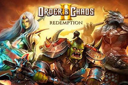 Download Order & Chaos 2 Redemption 0n Apk