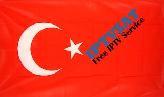 Free iptv turkey server