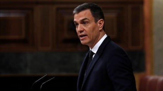 """Sánchez:""""El país que necesitamos es el diálogo, la concordia y la diversidad, viva al 8 de Marzo"""""""
