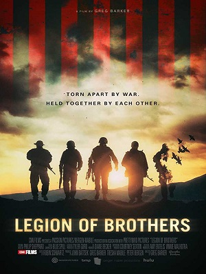 Legion of Brothers (2017) Movie English HD 720p WEB-DL