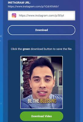Use online video downloader tool