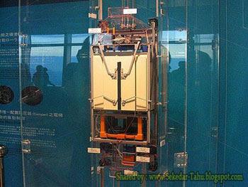 Lift Ekstrim di Dunia Ada di Taipei