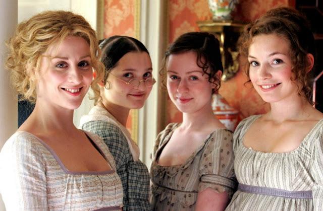 Lost in Austen Bennet Sisters
