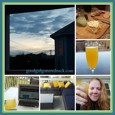 lowcountry, SC, travel, goodreads, girlfriends' getaway, weekend away, Isle of Palms, Kim Boykin