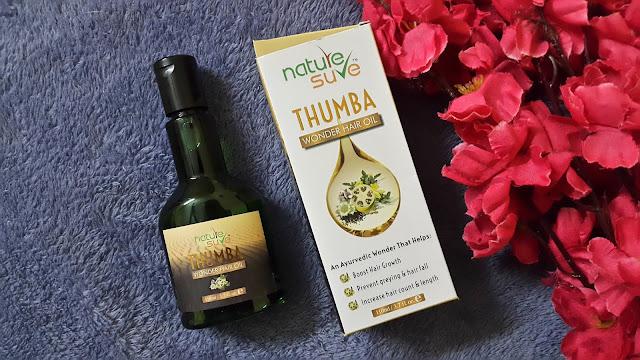 Thumba Wonder Hair Oil