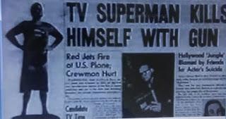 Superman hero commit suicide