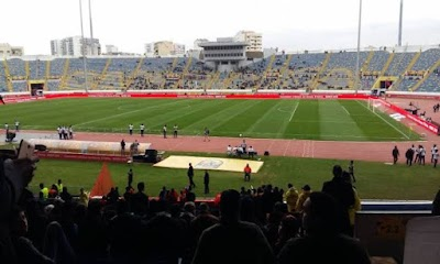 عاجل...استقر الاتحاد الافريقي لكرة القدم كاف على ملعب نهائي افريقيا هذا الموسم