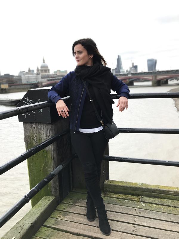 Blue jacket 1