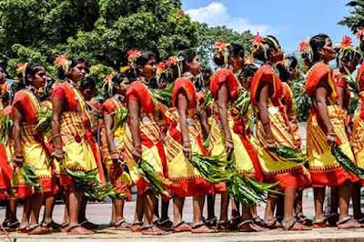 झारखंड की संस्कृति (Jharkhand ki sanskriti) Tribal society India