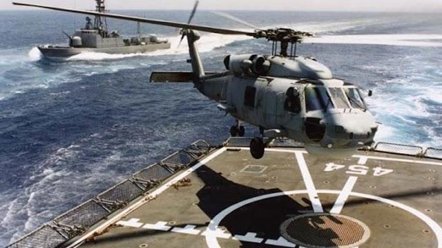 Ξεκινά η άσκηση «Καταιγίδα 2020»: Όλος ο Στόλος σε Αιγαίο και Μεσόγειο