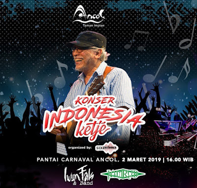 Iwan Fals Konser Indonesia Ketje