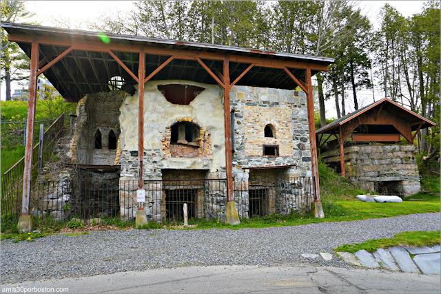 Ruinas de Hornos en Rockport, Maine