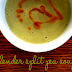 Blender Split Pea Soup #FoodnFlix