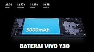 Vivo Y30 Harga dan Spesifikasi