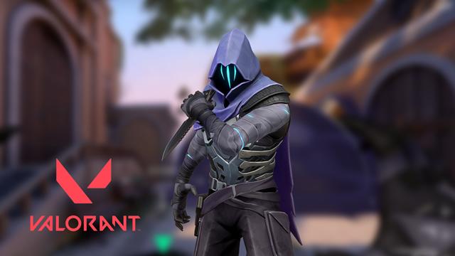 Omen Valorant agent