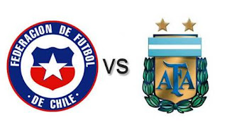 Nonton Video Steraming Langsung Chile Vs Argentina di Final Copa America 2015 di Kompas TV