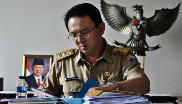 10 Kegagalan Ahok Memimpin Jakarta Menurut KSPI