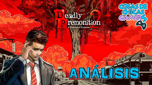 deadly premonition 2 a blessing in disguise analisis portada
