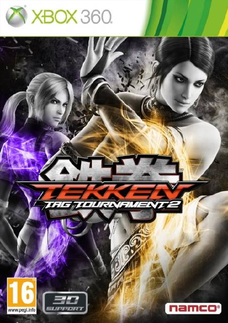 Tekken Tag Tournament 2 [Region Free][ISO] - Download Game ...
