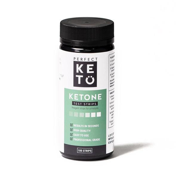 Ketone Testing Strips, 100 Strips