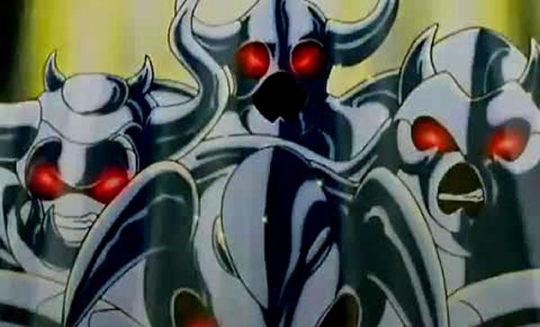 Os Cavaleiros do Zodíaco – Hades A Saga do Santuário Episodio 07