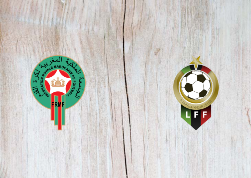 Morocco vs Libya -Highlights 11 October 2019