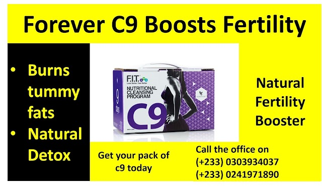 Forever Living Clean 9 and Fertility