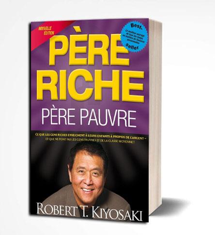livre Père riche Père pauvre PDF