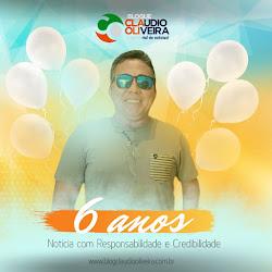 Blogue Claudio Oliveira - O seu portal de notícias!