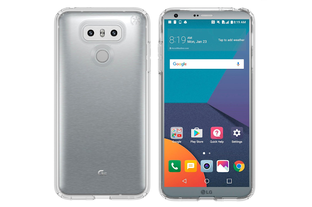 LG G6 to feature dual 13MP cameras at the back