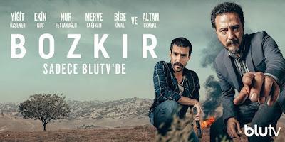 مسلسل بوزكير Bozkir