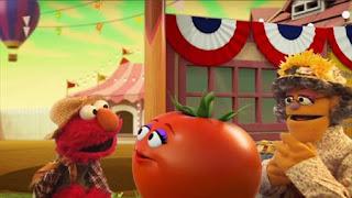 Sesame Street Elmo The Musical Tomato the Musical.1
