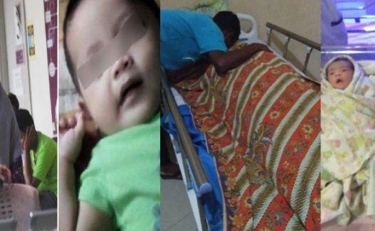KISAH NYATA - Sang Ayah Tega Menganiaya Anaknya Masih 5 Bulan Sampai Tewas Di Duga Karena Anaknya Teros Menangis