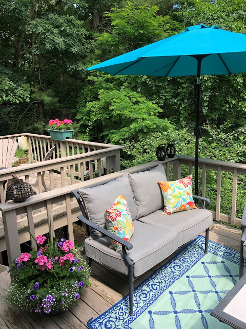 New Ways to Decorate the Deck