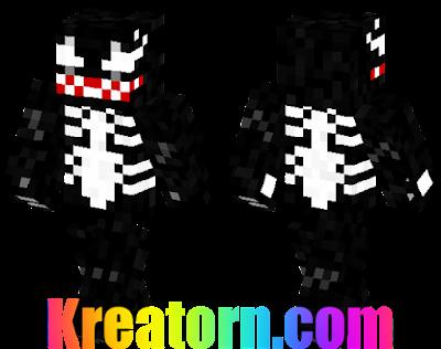 Minecraft Venom Skin