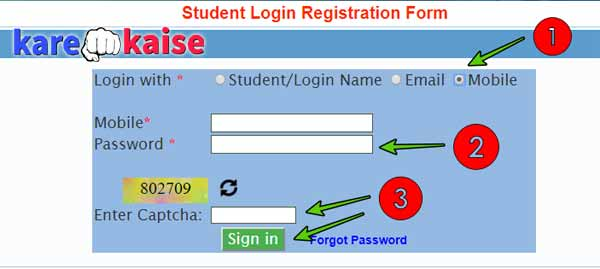 students-login-options