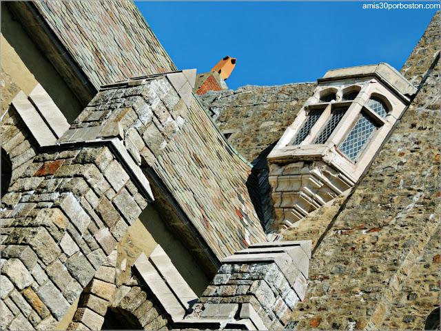 Fachada Castillo Medieval Hammond, Gloucester
