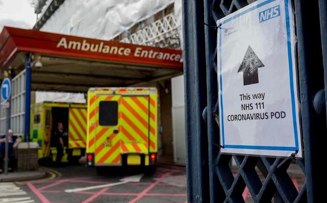 L'Inghilterra esorta a 65.000 medici e infermieri in pensione a tornare alla lotta contro il virus