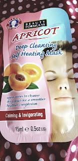 Beauty formula facial peel