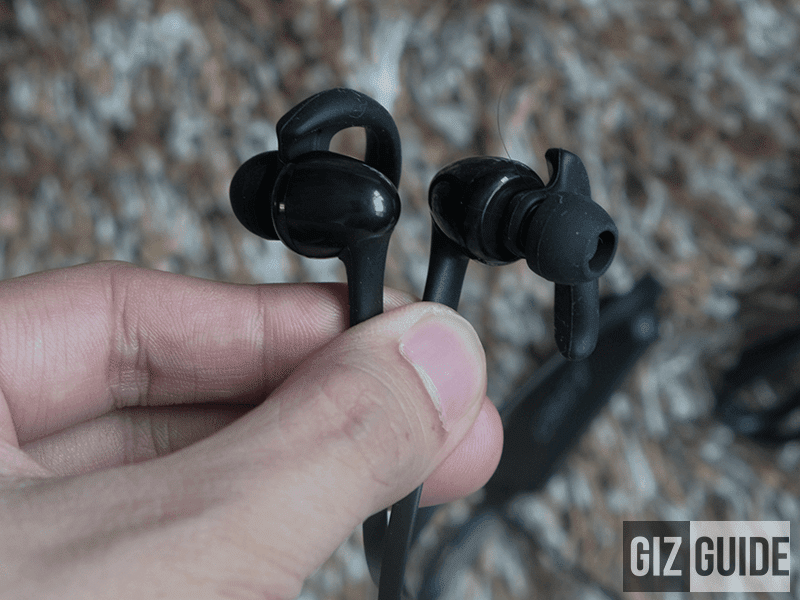 Meet F&D EW201 Wireless Sports Earphones