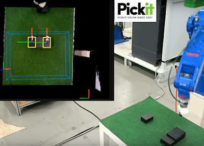 Robot vision made easy