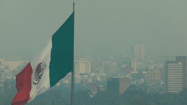 Suspenden las clases en Ciudad de México por los altos índices de contaminación